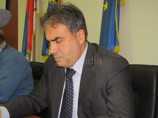 Ivan Đorđević podneo ostavku na funkciju načelnika Gradske skupštine