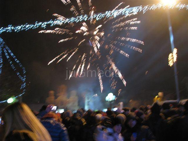 Bez dočeka Nove godine u Lebanu
