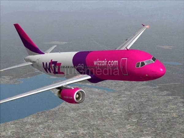 Wizz Air objavio zimski red letenja sa niškog aerodroma