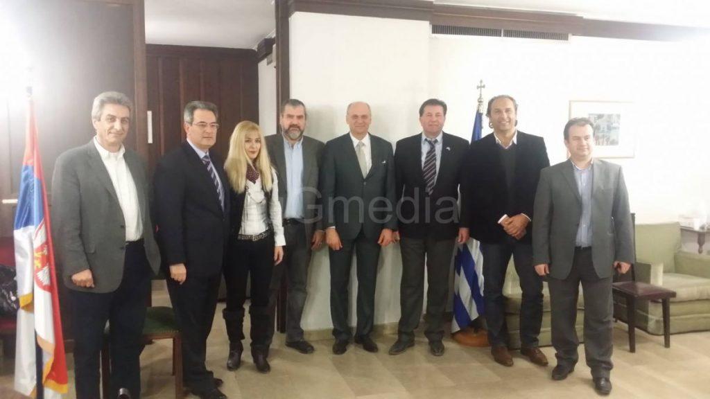 Formirana grčko-srpska komora, kancelarija u Leskovcu