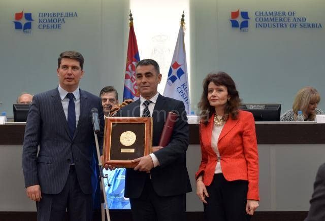 """Milovan Kocić – """"Poslovni čovek godine"""""""