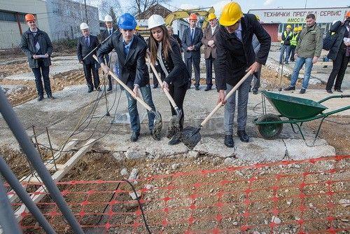 Počela izgradnja fakulteta u Bujanovcu
