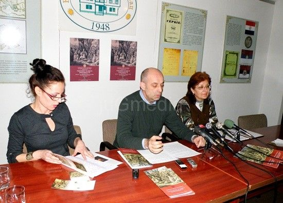"Izložba ""Umetnost i ideja državnosti"" u Leskovcu"
