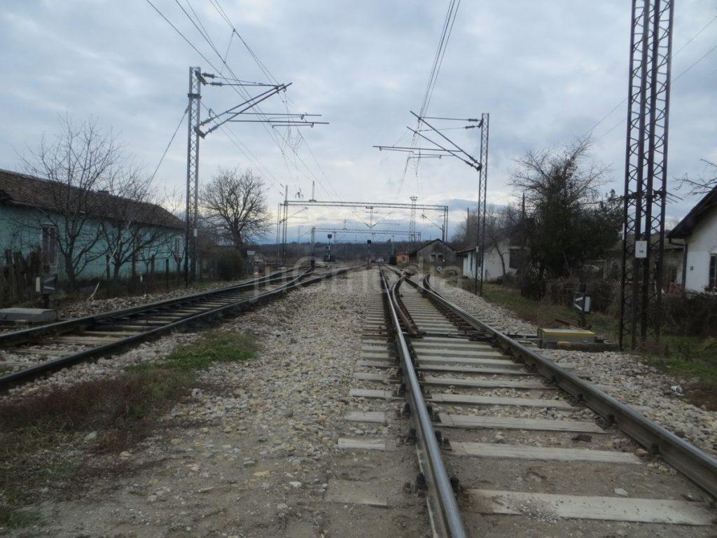 Ponovo uspostavljen železnički saobraćaj kod Vranja