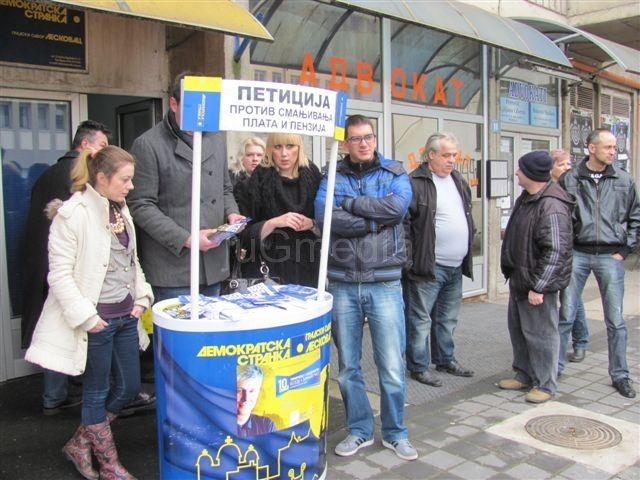Izbori u DS 28. marta