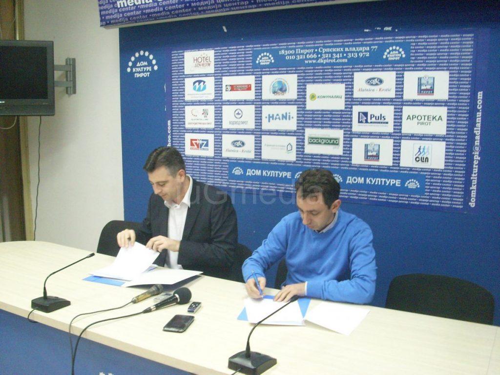 Potpisan sporazum o saradnji Koalicije za Pirot i odbornika PNS