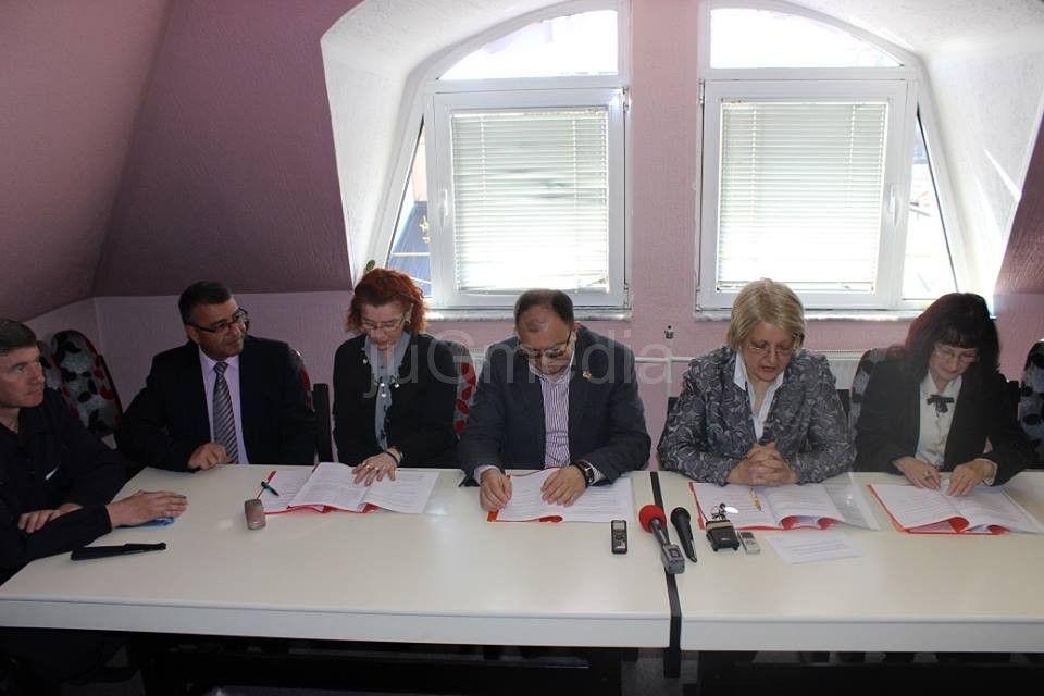 Radnici Predškolske ustanove potpisali kolektivne ugovore