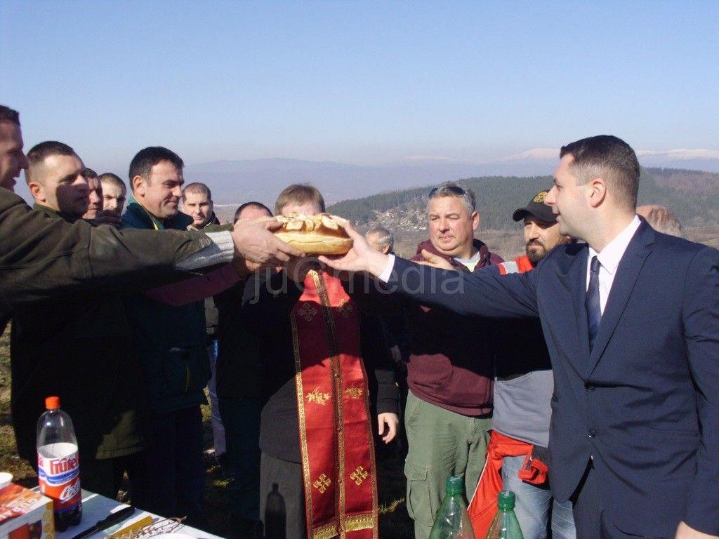 Sveti Trifun obeležen u vlasotinačkom vinogorju