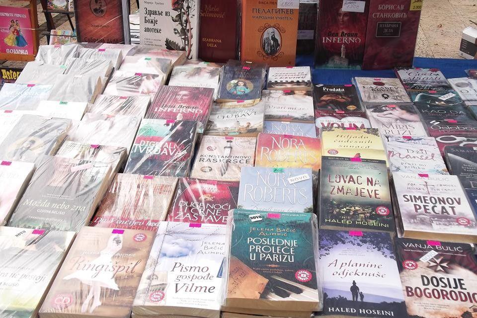 Počeo Sajam knjiga u Vranju