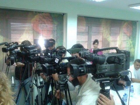 Grupa za slobodu medija: Kaznite napadače na novinare!