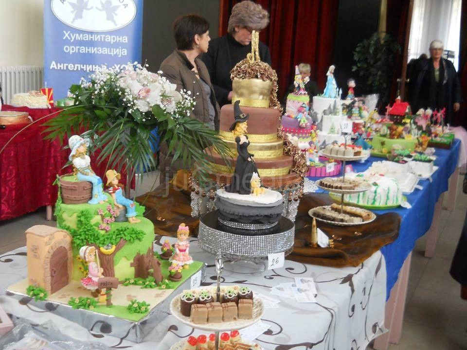 Takmičenje u pripremanju torti i kolača na Sajmištu