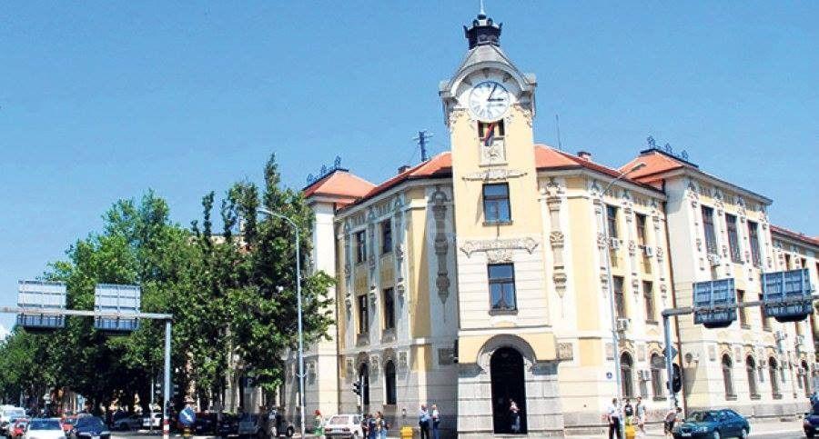 Lažna dojava o bombi u Višem sudu u Nišu
