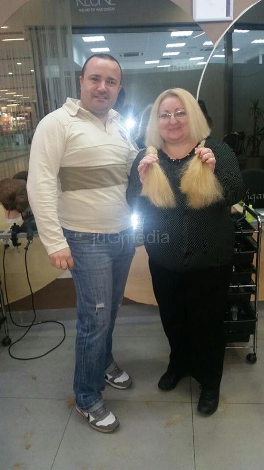 Humane Nišlijke doniraju svoju kosu za bolesnu decu