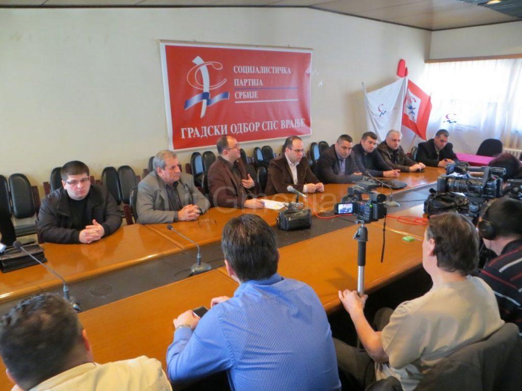 SPS: Postaćemo deo vlasti i u Vranjskoj Banji