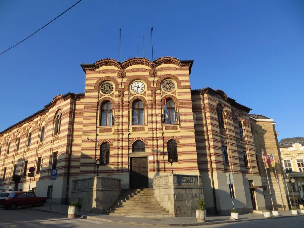 Vranje najtopliji grad u Srbiji