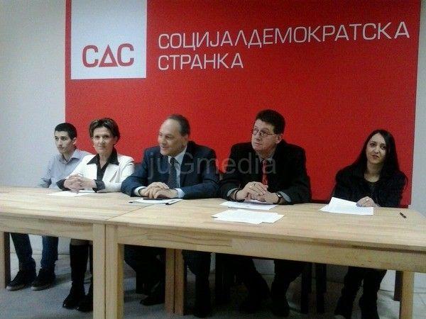 SDS: Isprazne priče o borbi protiv korupcije