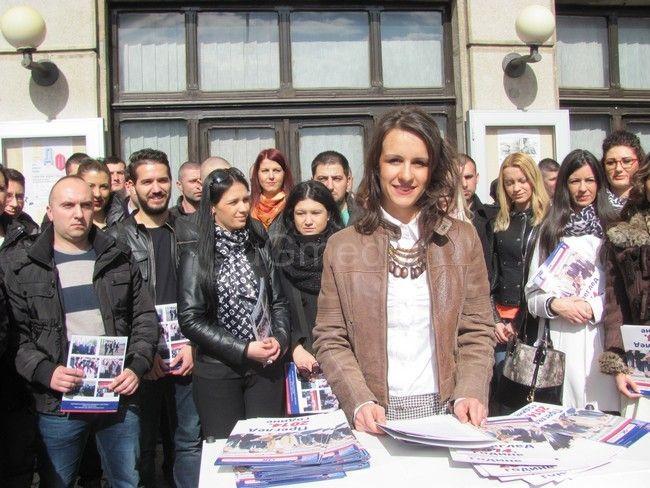 Omladinci kandidovali Cvetanovića za lidera leskovačkih naprednjaka