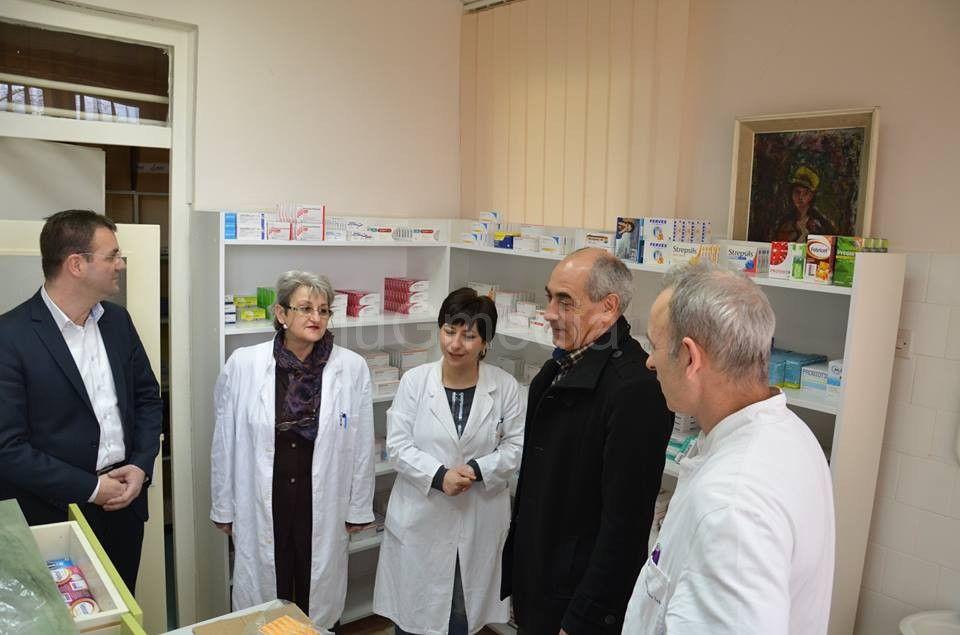 Otvorena apoteka u Crvenoj Reci