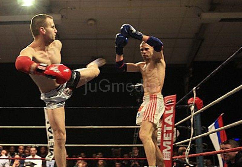 Kik bokseri iz Vranja na takmičenju u Novom Pazaru