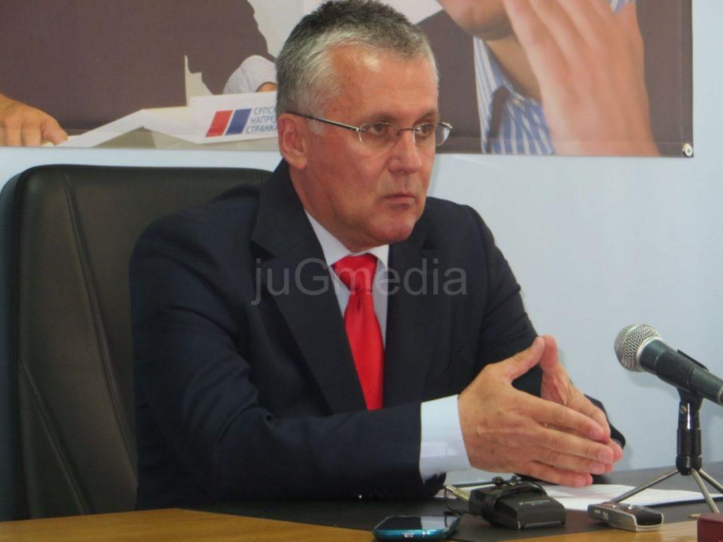 Poslanik Dragan Nikolić čestitao Novu godinu po julijanskom kalendaru