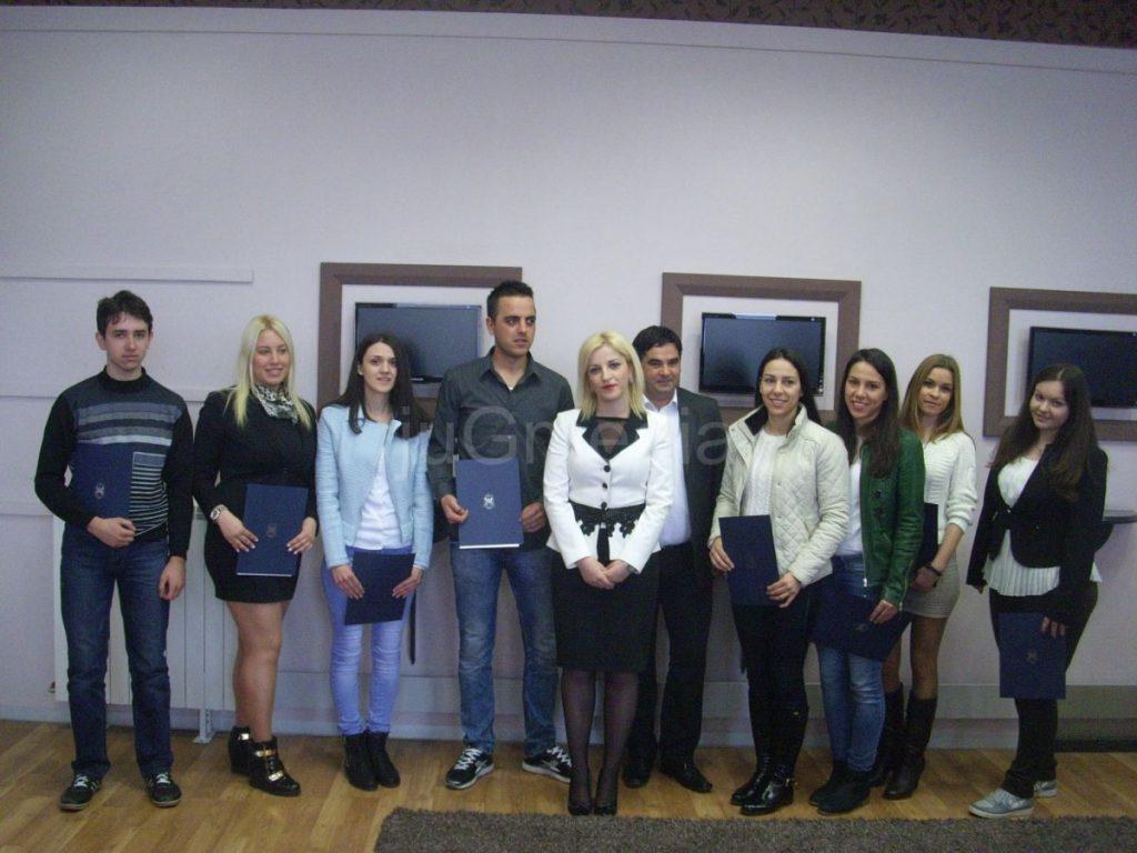 Dodeljene stipendije najboljim studentima