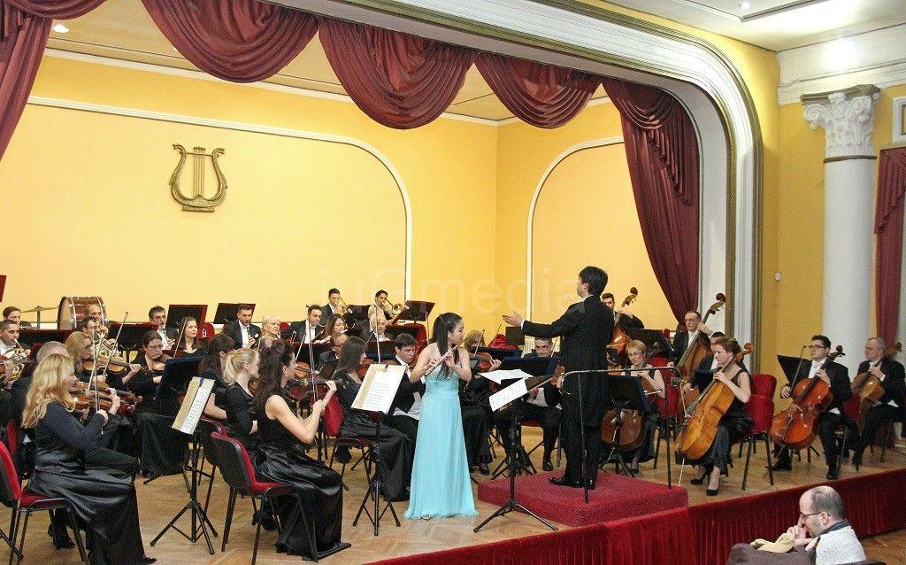 Vlada Slovenije poklanja Nišlijama koncert