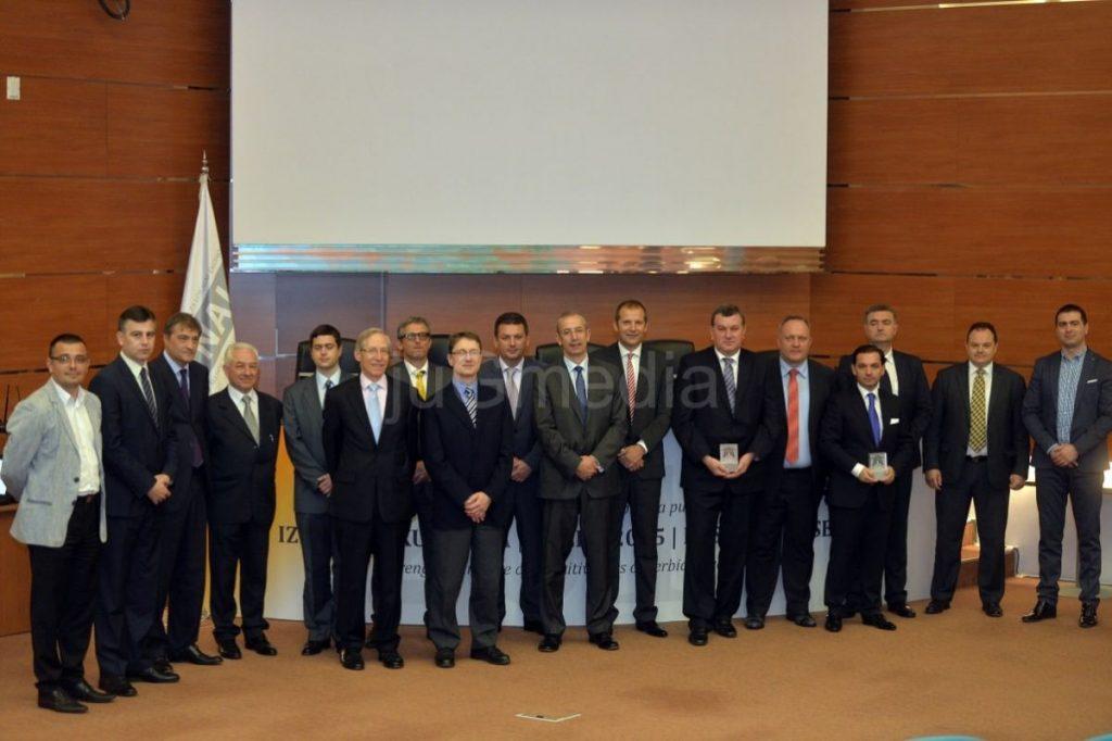 Vasić ponovo u Upravnom odboru NALED