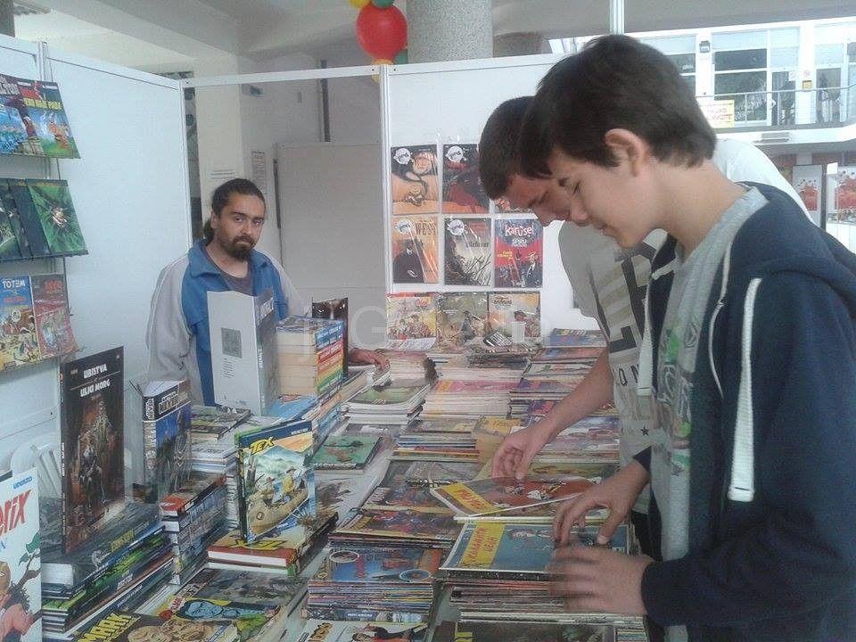 Počeo Međunarodni festival stripa NIFEST
