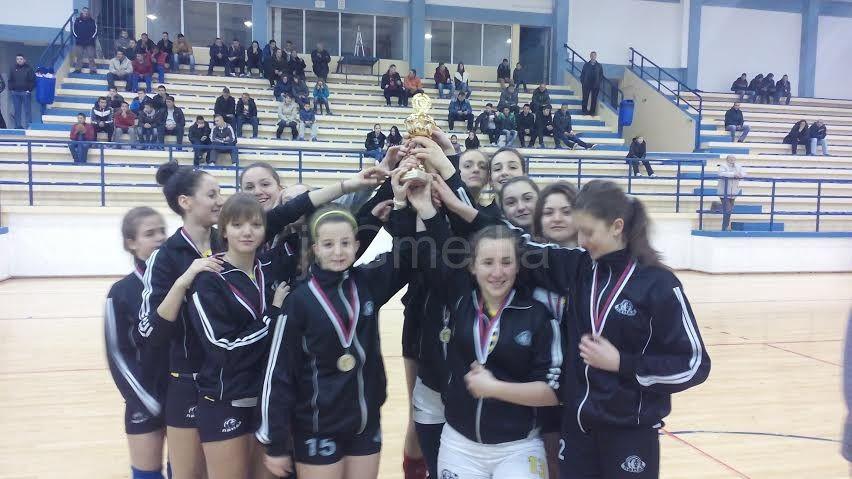 Pandice pobedile na turniru u Kuršumliji