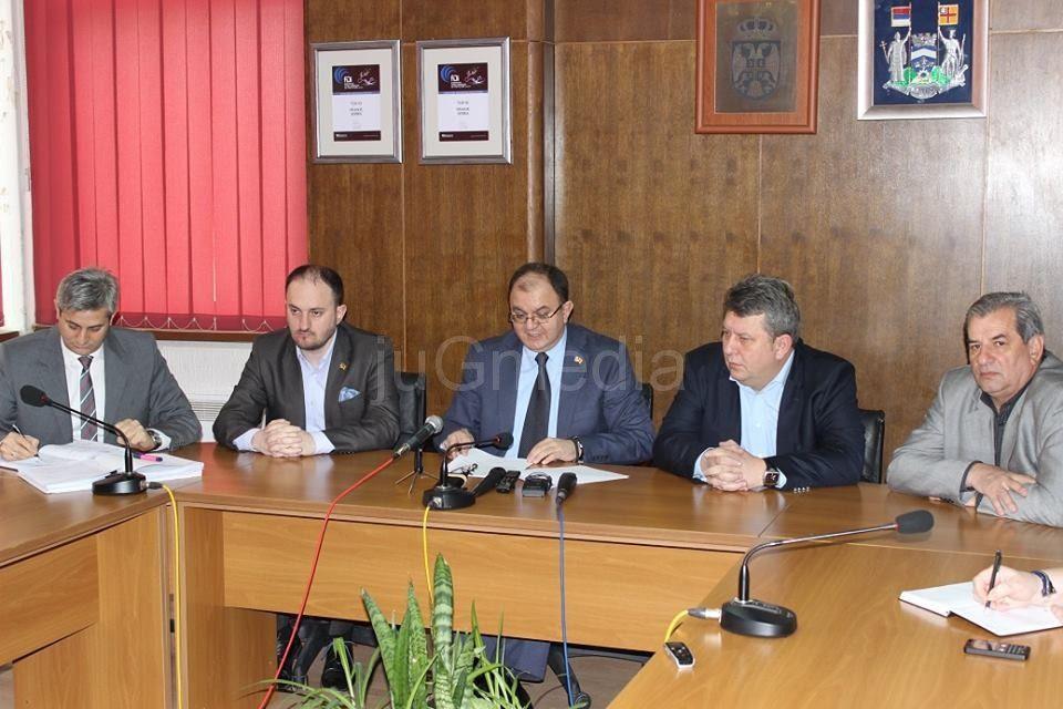 Antić pozvao Vučića i Sertića u Vranje