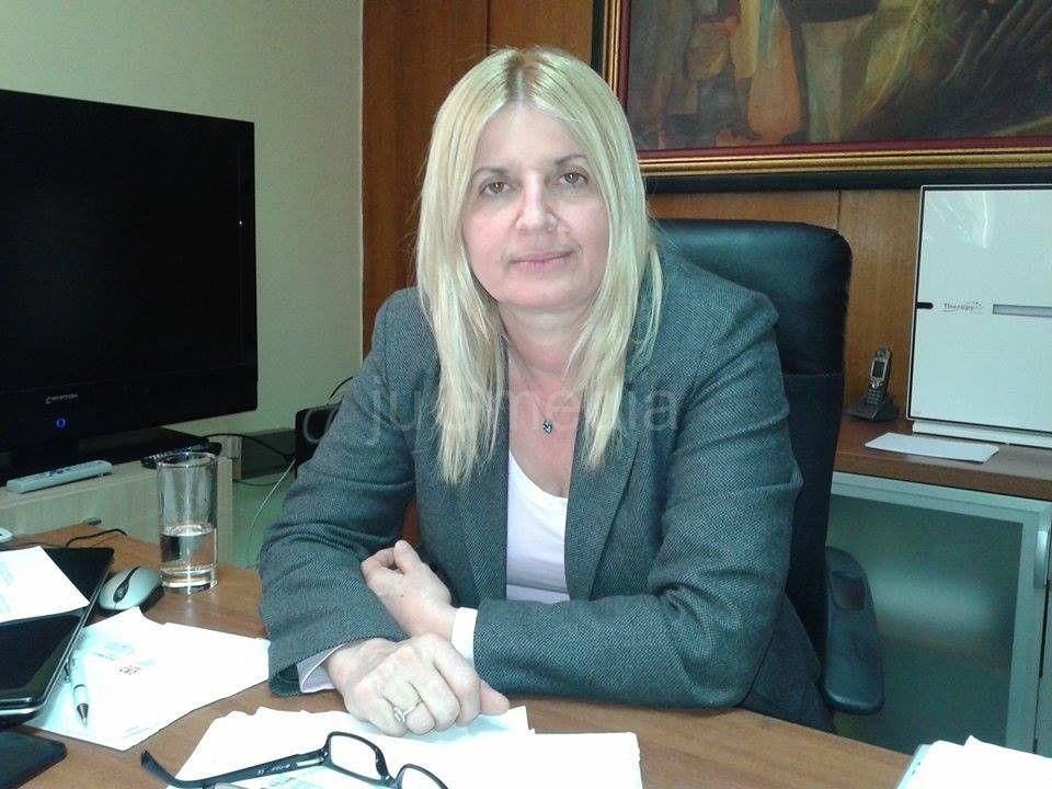 Olivera Bobić : Prva žena na čelu niškog Samostalnog sindikata