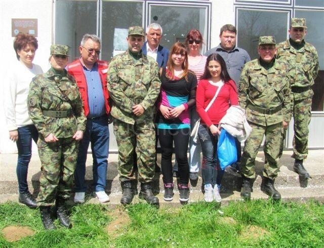 Vojni lekari u Slišanu