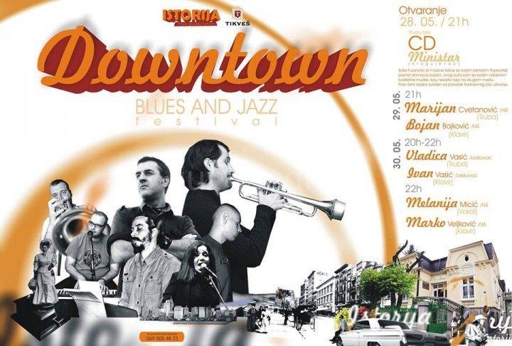 Leskovčani organizuju prvi džez festival