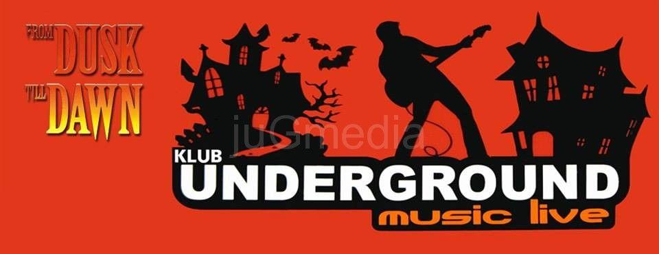 Prvi Underground music fest 29. i 30.maja