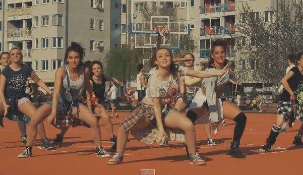 Najveća imena srpske košarke u spotu Robija R. na MTV