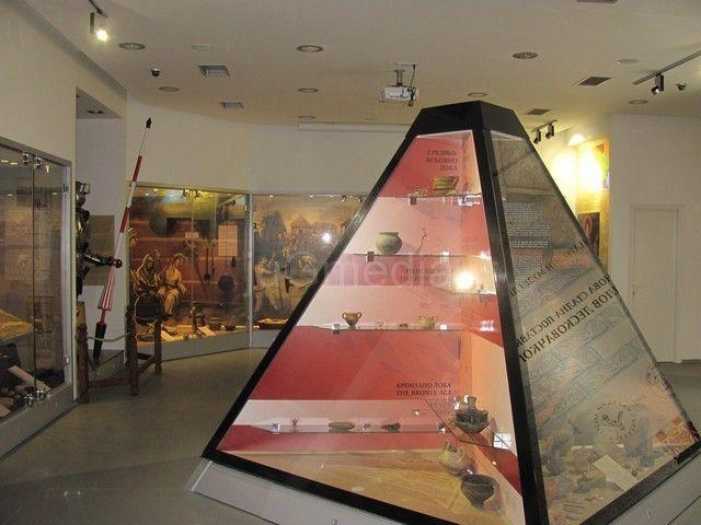 Nova muzejska postavka: Vremeplov kroz osam milenijuma