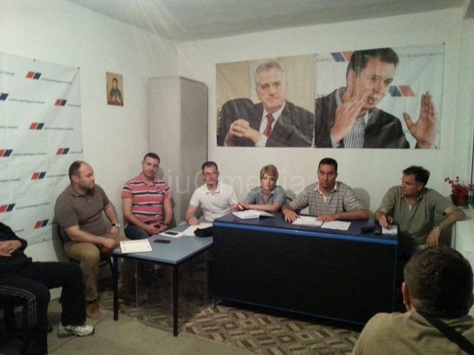 Nastavljeno konstituisanje opštinskog odbora SNS