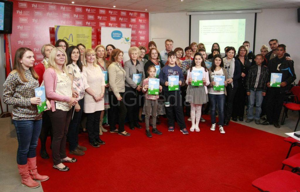 EKO PAKET nagradio škole iz Niša i Leskovca