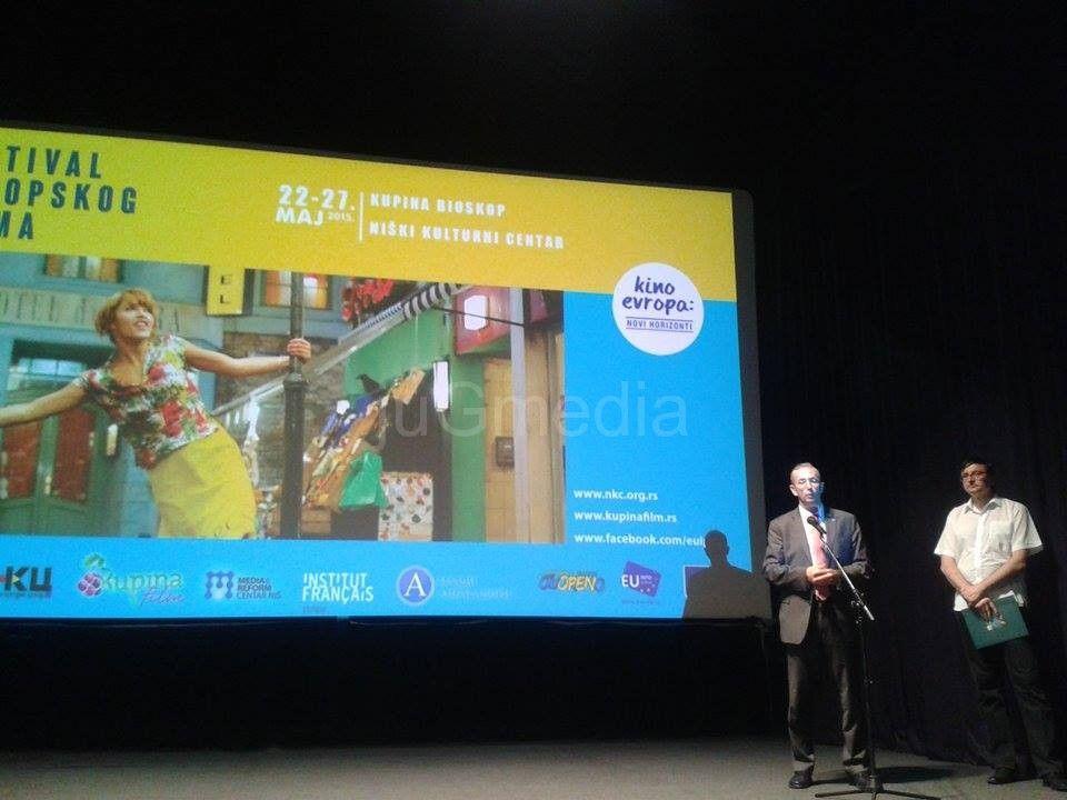 Devenport večeras otvorio Festival evropskog filma
