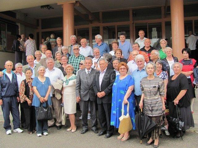 Gimnazijalci slavili 50 godina od mature