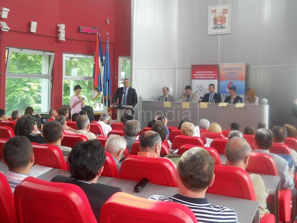 Novi Zakon o sportu za uređeni sport u Srbiji