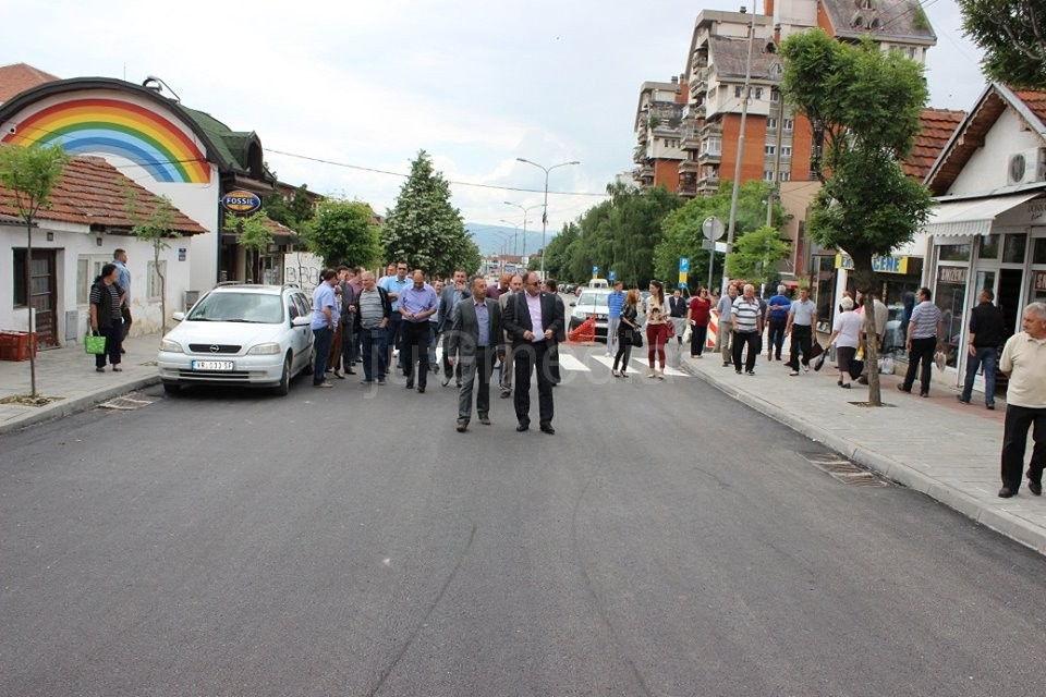 Završava se uređenje glavne gradske saobraćajnice