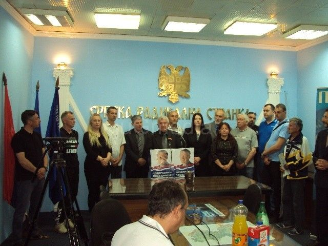 SRS: Šešelj ponovo kandidat za predsednika