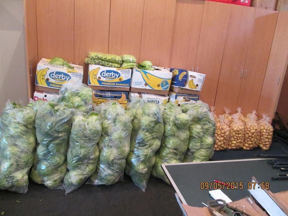 Komunalna policija zaplenila 1300 kilograma povrća