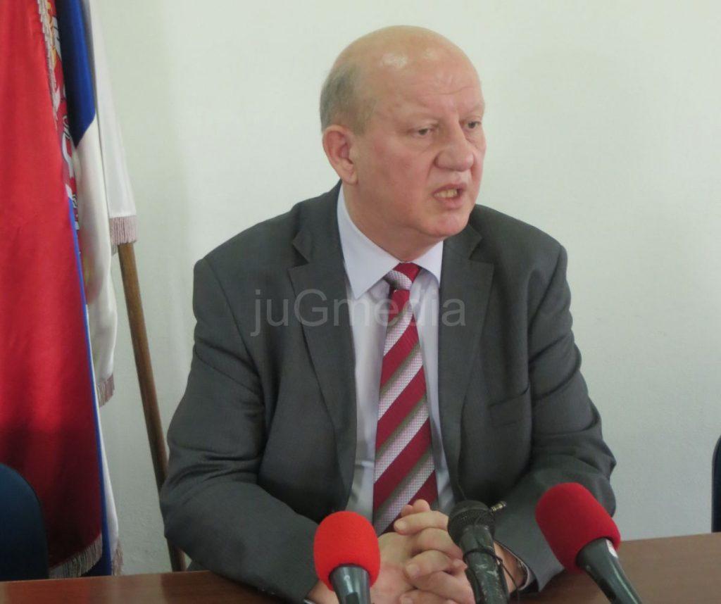 Stanković pozvao manjine Preševa, Bujanovca i Medveđe da izađu na izbore u nedelju