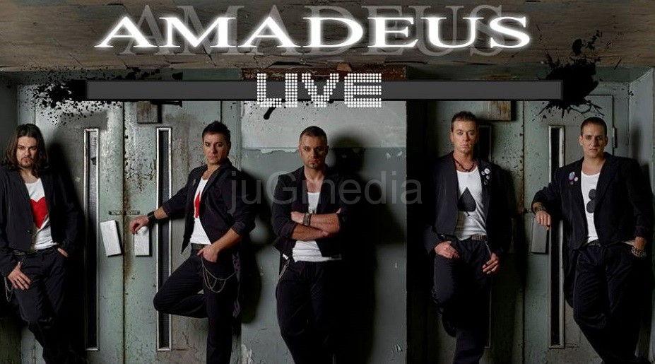 Amadeus bend na Grdeličkom letu