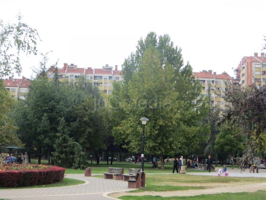 Park Svetog Save