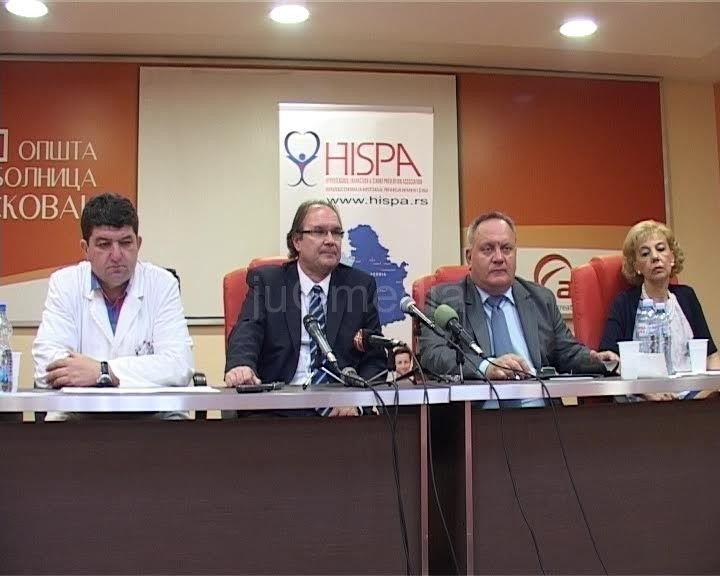 Otveren HISPA centar u Domu zdravlja