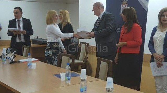 Dodeljena uverenja nastavnicima srpskog kao nematernjeg jezika