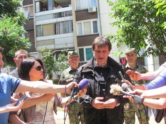 NUNS zahteva smenu ministra odbrane Bratislava Gašića